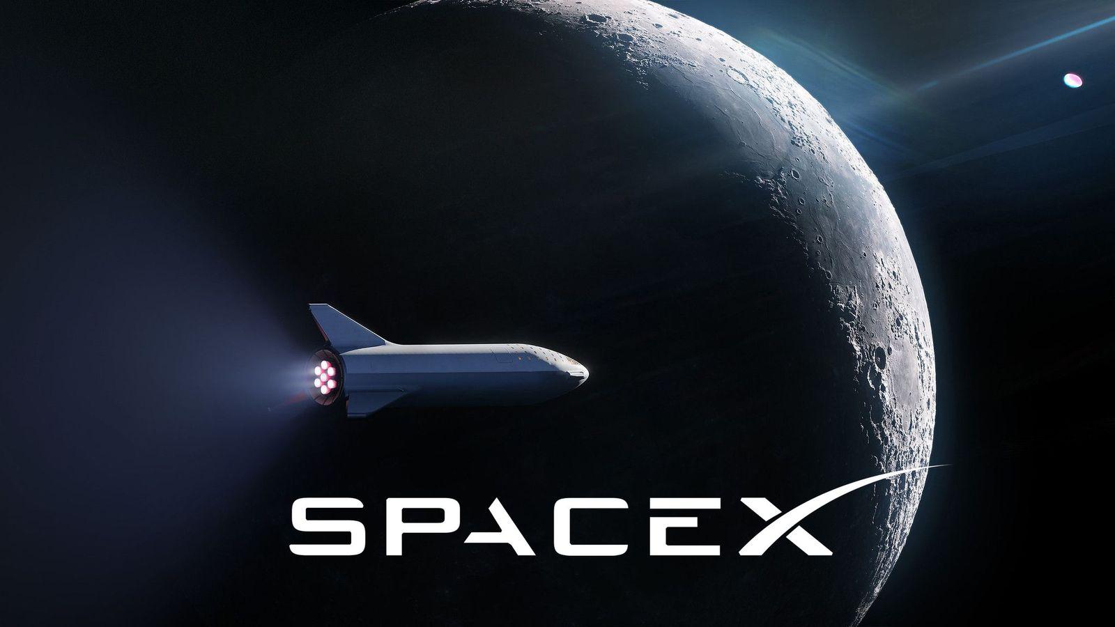 Пентагон заключил контракт с компанией SpaceX