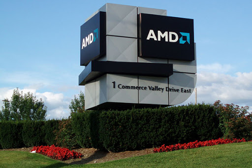 AMD shares rose Against the background of a strong quarter and higher forecasts