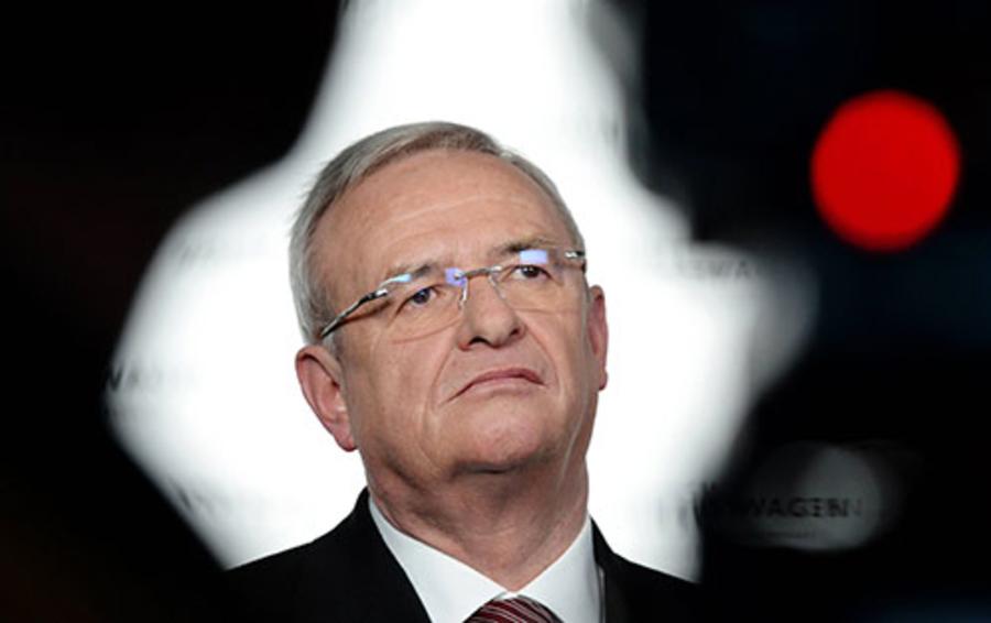 Экс-глава Volkswagen предстанет перед судом за мошенничество