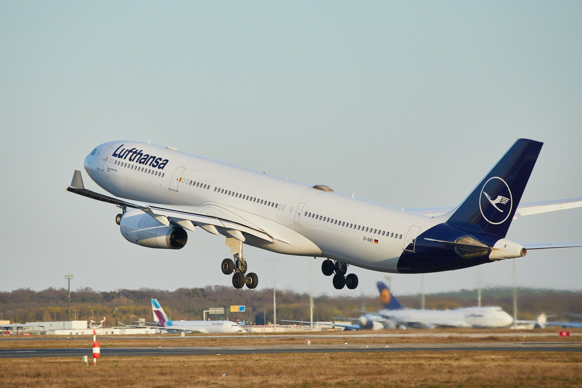 German Lufthansa has accepted a new restructuring package
