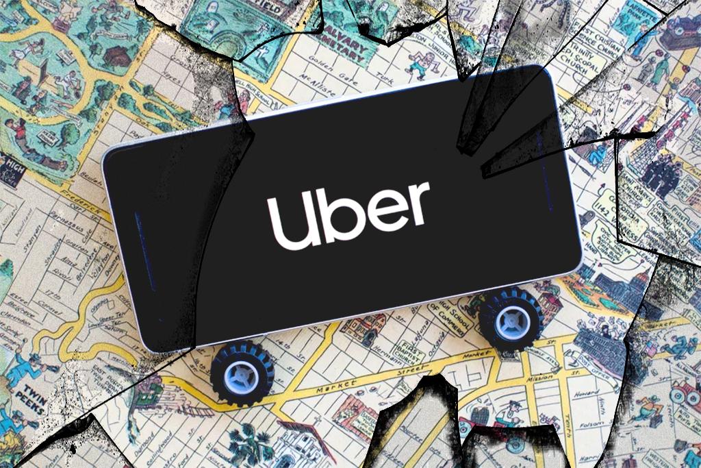 Uber выиграл в суде право на работу в Лондоне
