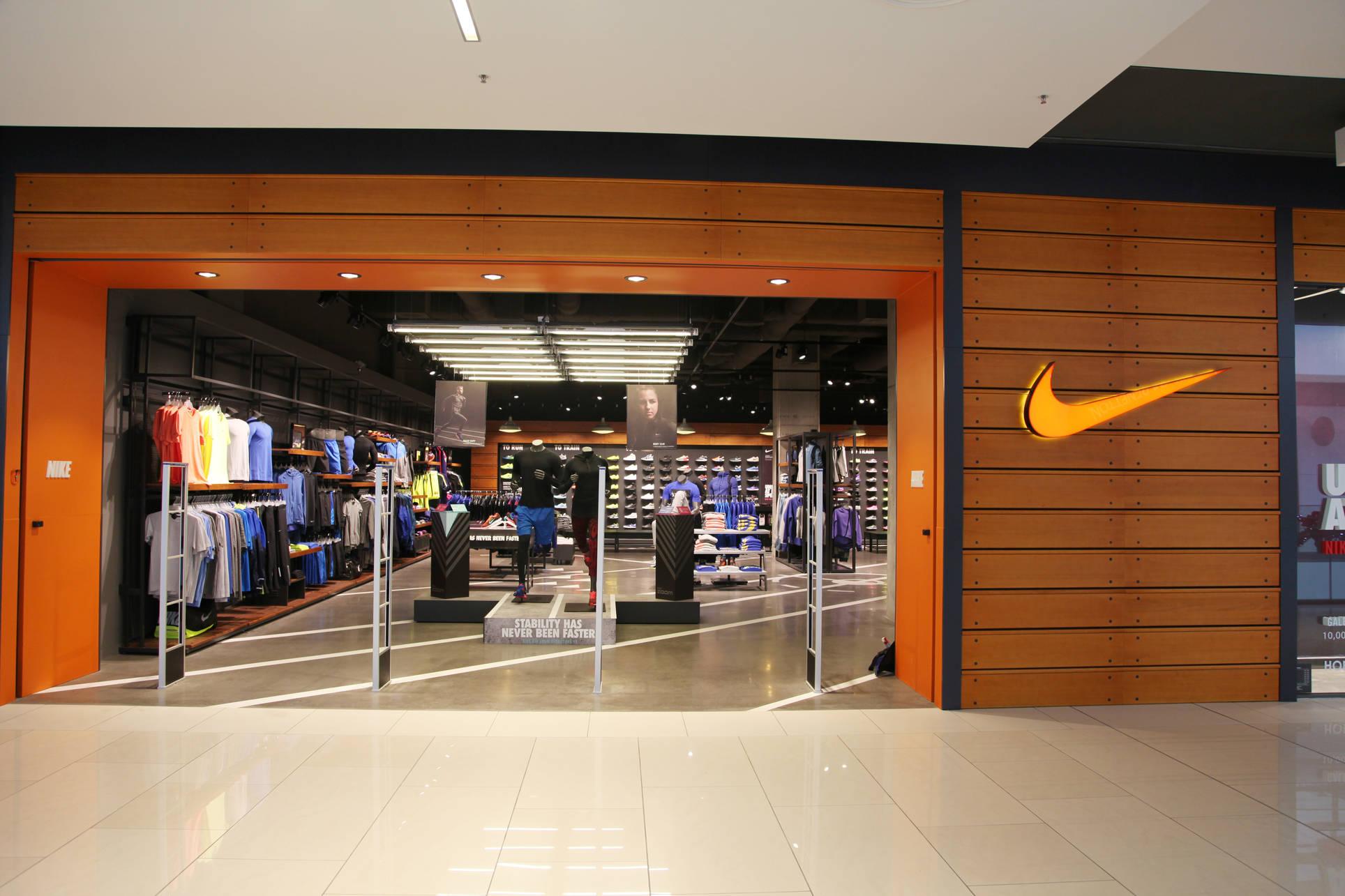 Акции Nike подскочили на 13%