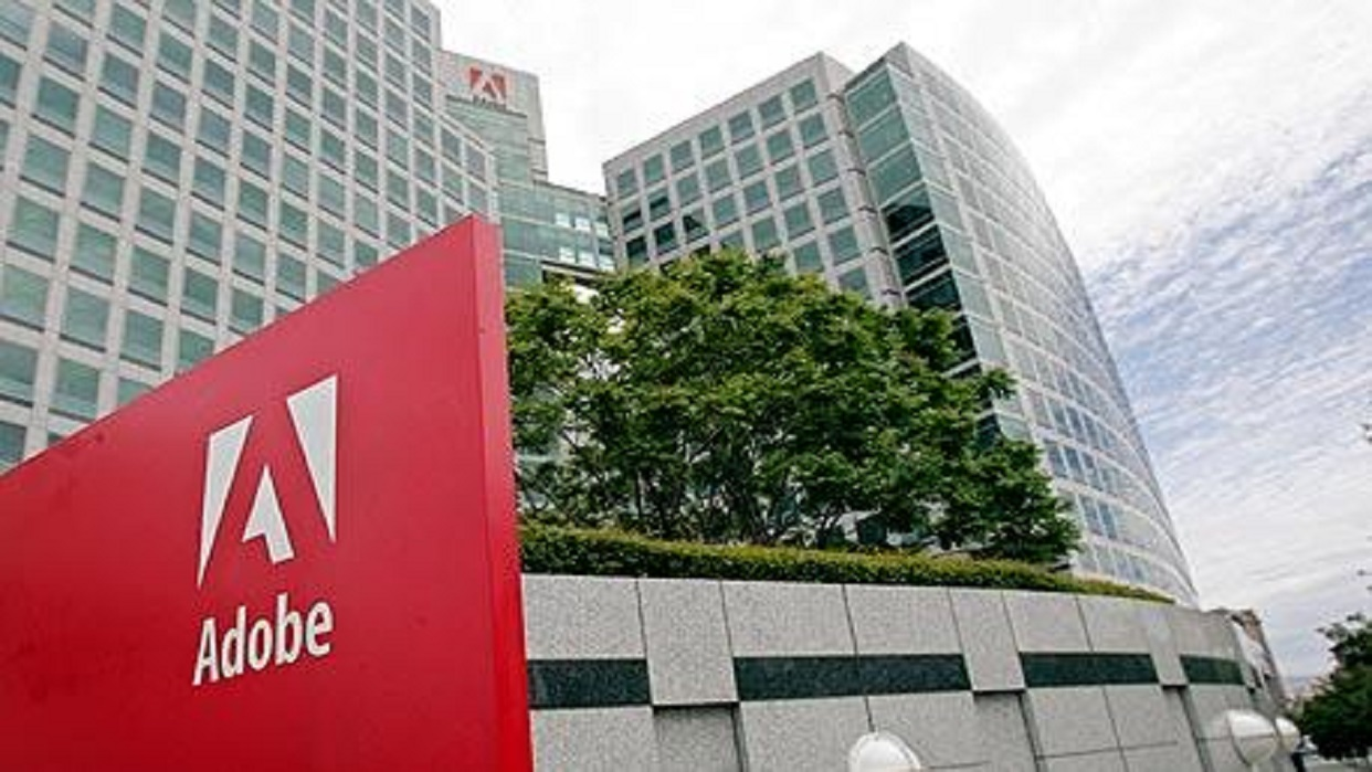 Adobe demonstrated the best third quarter in its history