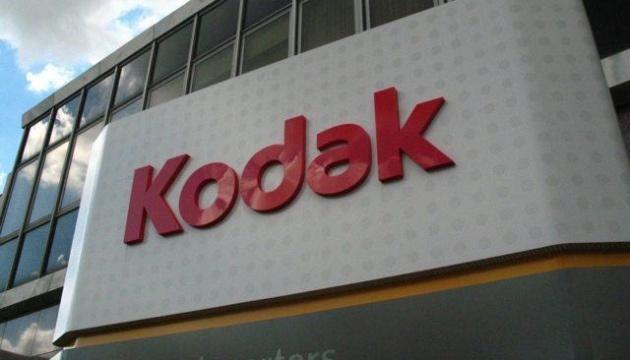 Акції Kodak виросли на 36%