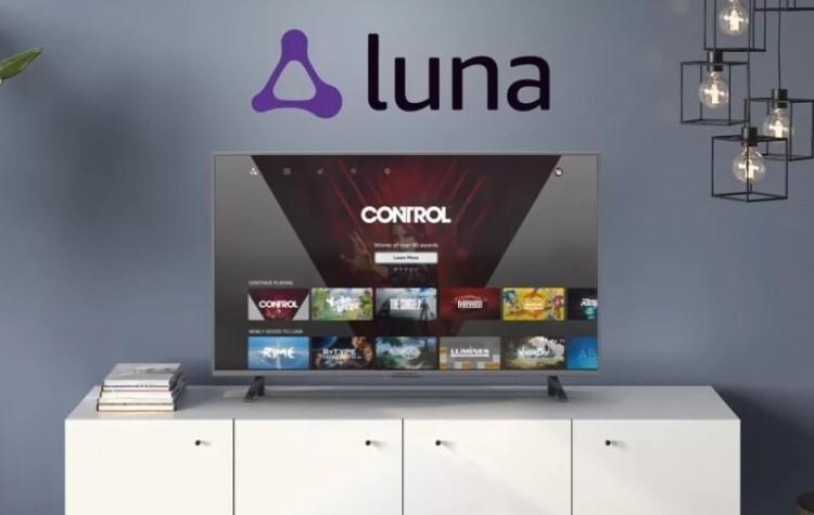 Amazon запустила облачный игровой сервис Luna