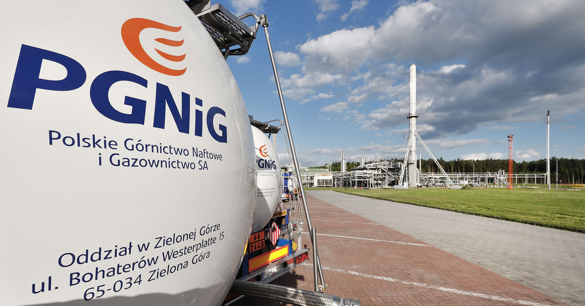 Polish PGNiG will supply gas to the GTS Operator of Ukraine