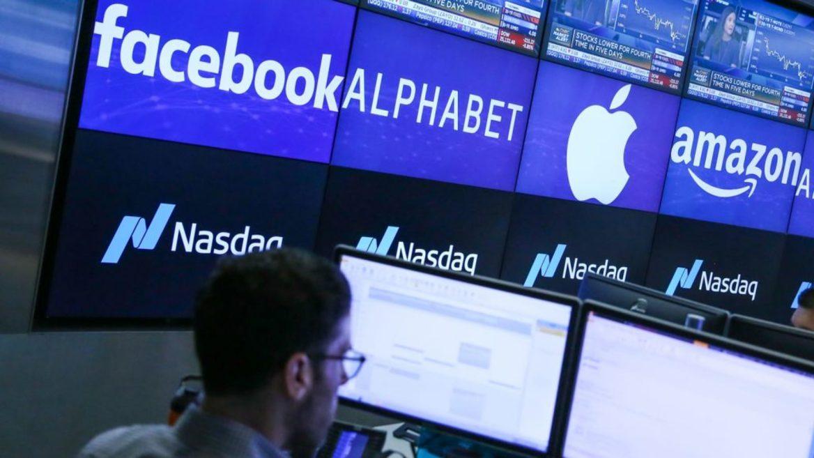 Технологические гиганты за три дня потеряли больше $1 трлн капитализации