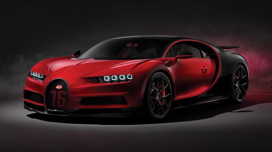 Volkswagen хоче продати бренд спорткарів Bugatti хорватській Rimac Automobili