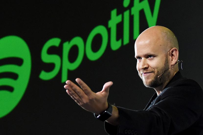 Глава Spotify інвестує третину стану в європейські стартапи