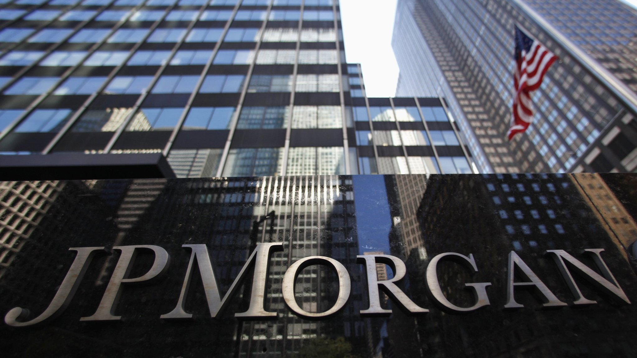 JP Morgan can pay a record fine for the market manipulation