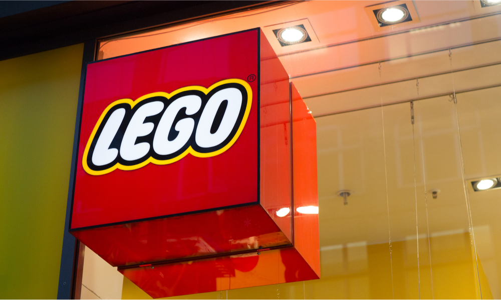 Lego will open 120 new stores in 2020