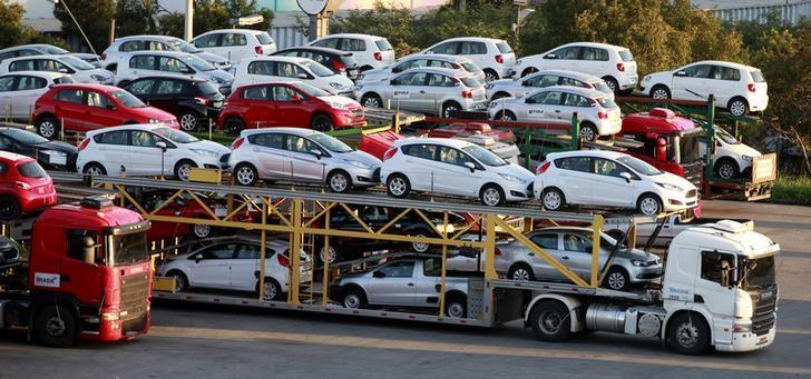 Продажи автомобилей в ЕС в августе упали на 18,9%