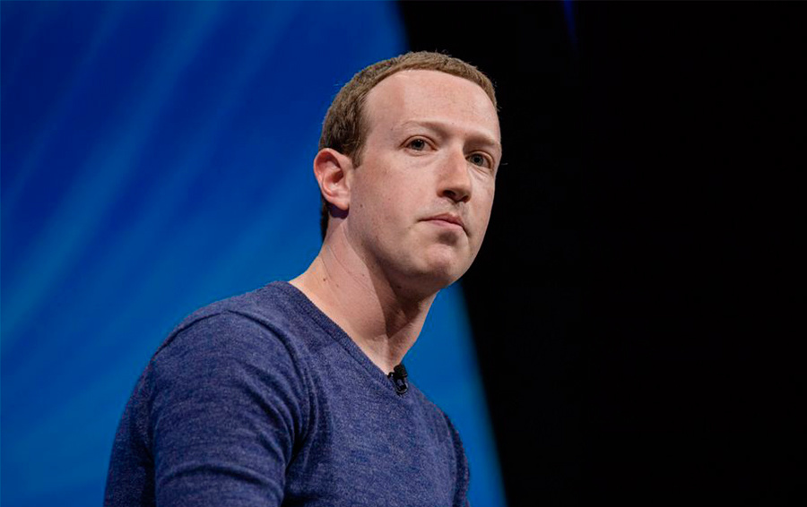Цукерберг потерял $7 млрд из-за бойкота рекламы в Facebook