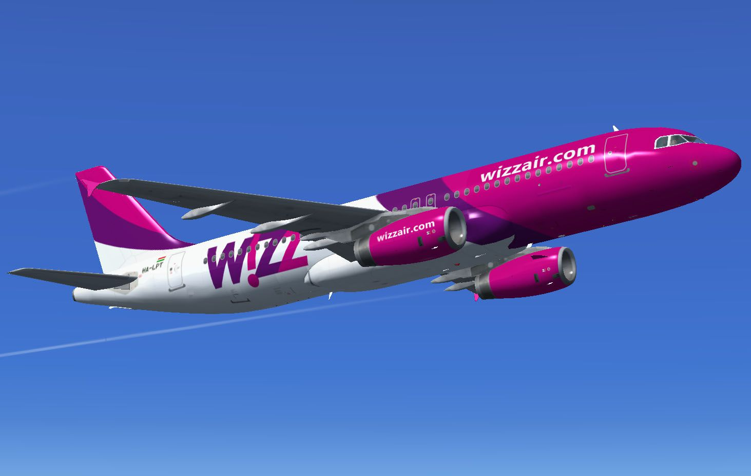 Wizz Air has canceled about 20 routes from Ukraine till March 2021