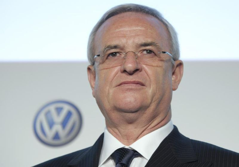 Екс-глава Volkswagen постане перед судом