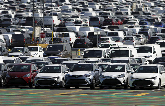 Global automakers have lost $ 250 billion due to the pandemic
