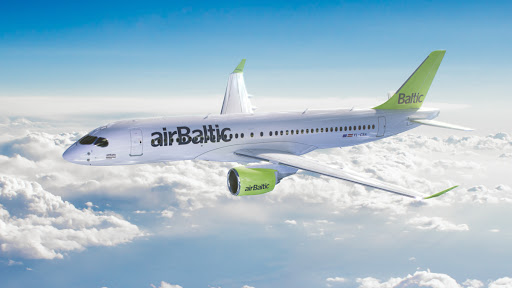 AirBaltic will open a direct flight from Kiev to Vilnius