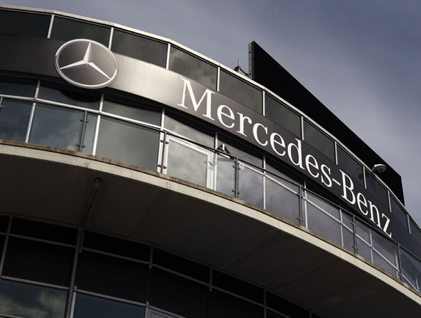 Mercedes-Benz увеличит до 20% свою долю акций в Aston Martin