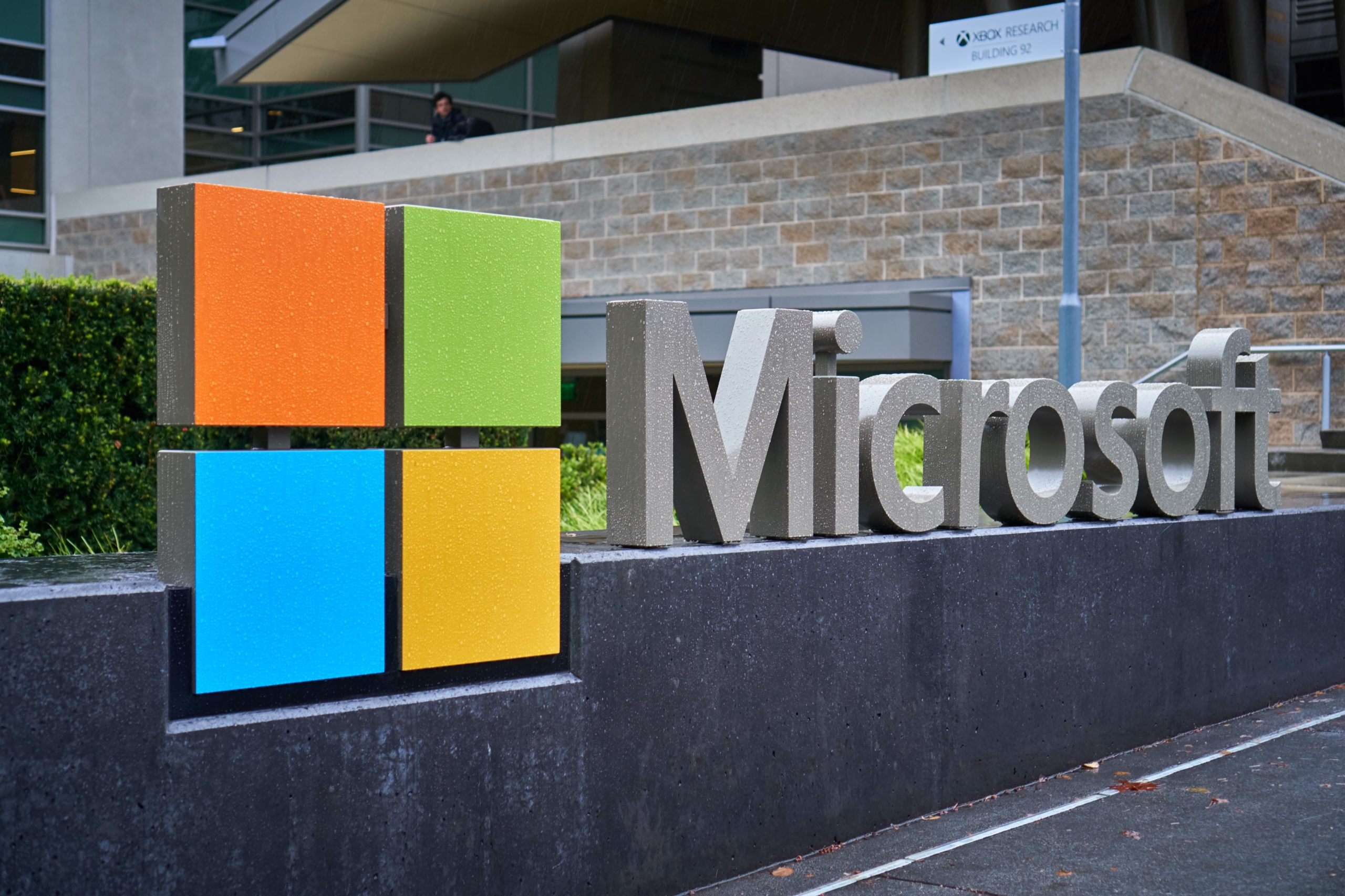 Microsoft topped the ranking of the most responsible employers