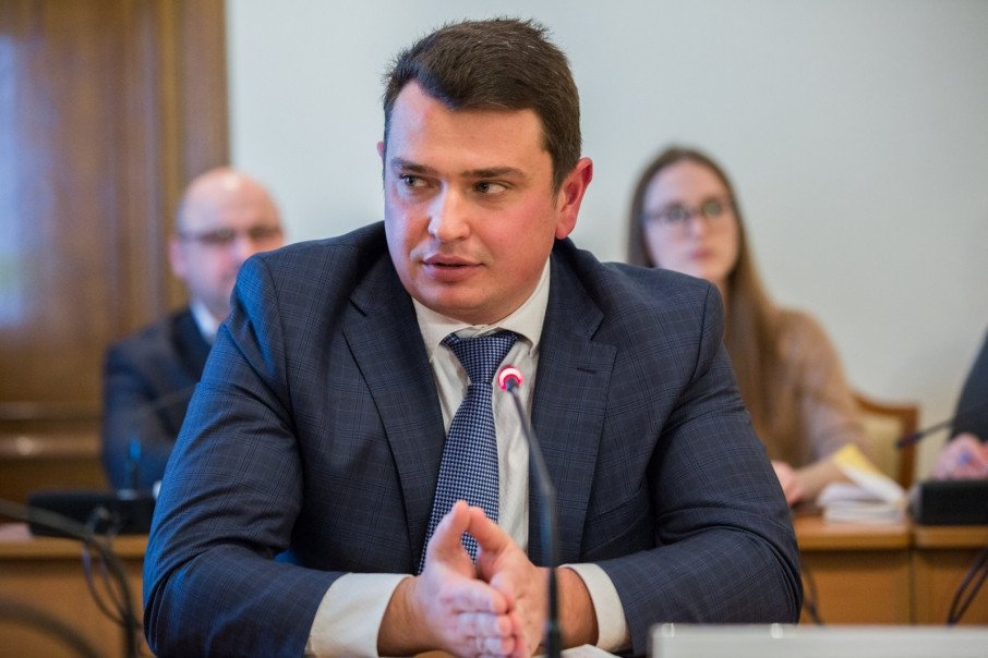 Zelensky commented on the court's decision to dismiss NABU head Sytnyk