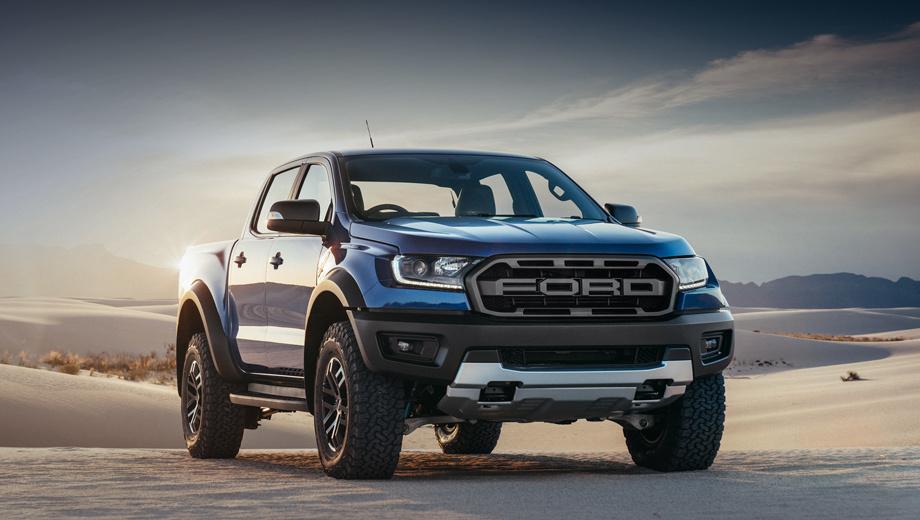 Третий квартал Ford Motor превзошел оценки из-за роста продаж пикапов в США