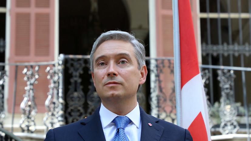 Канада выделит Украине $3,3 млн на поддержку безопасности и обороны