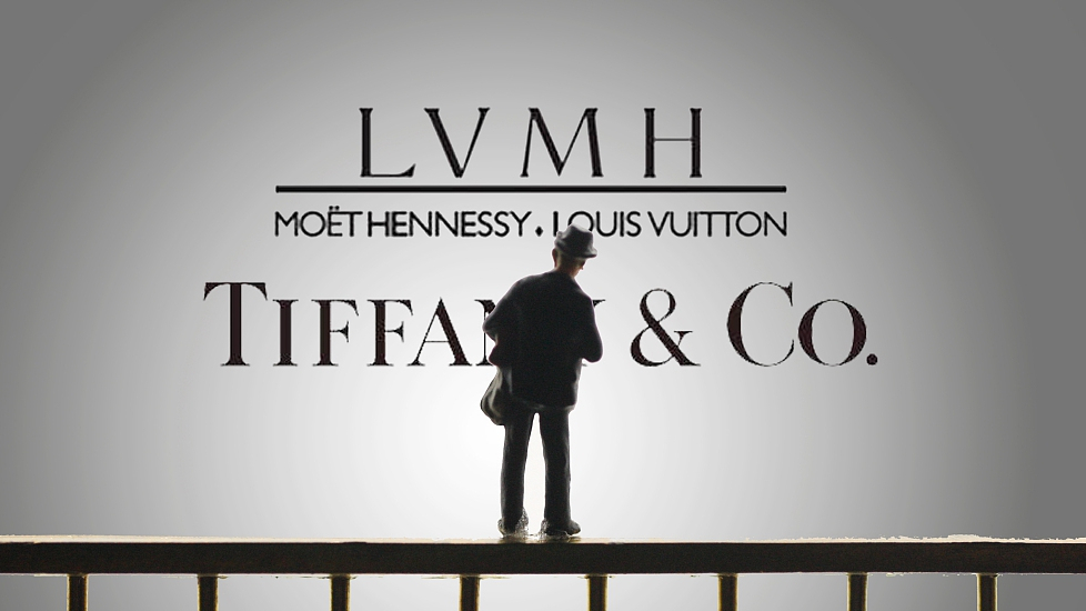 The EU has approved the merger operation between LVMH and Tiffany