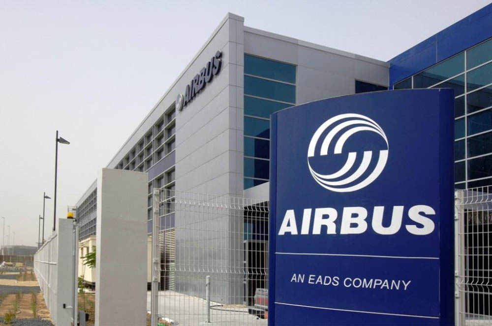 Airbus завершив третій квартал зі збитком €767 млн