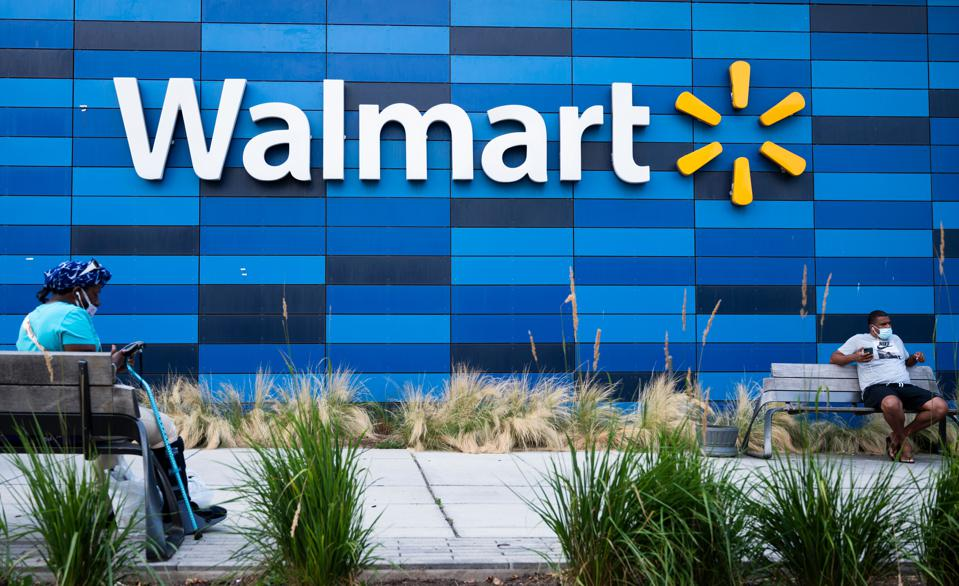 Walmart has partnered with three drone manufacturers launching trial delivery of tests for the coronavirus