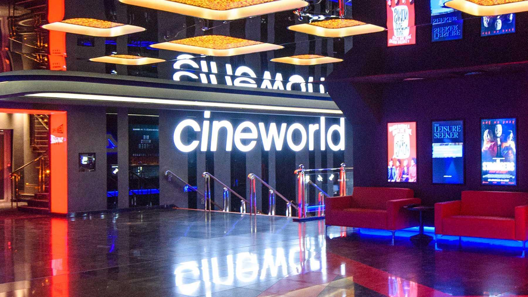 Cineworld закрывает все кинотеатры в США и Великобритании