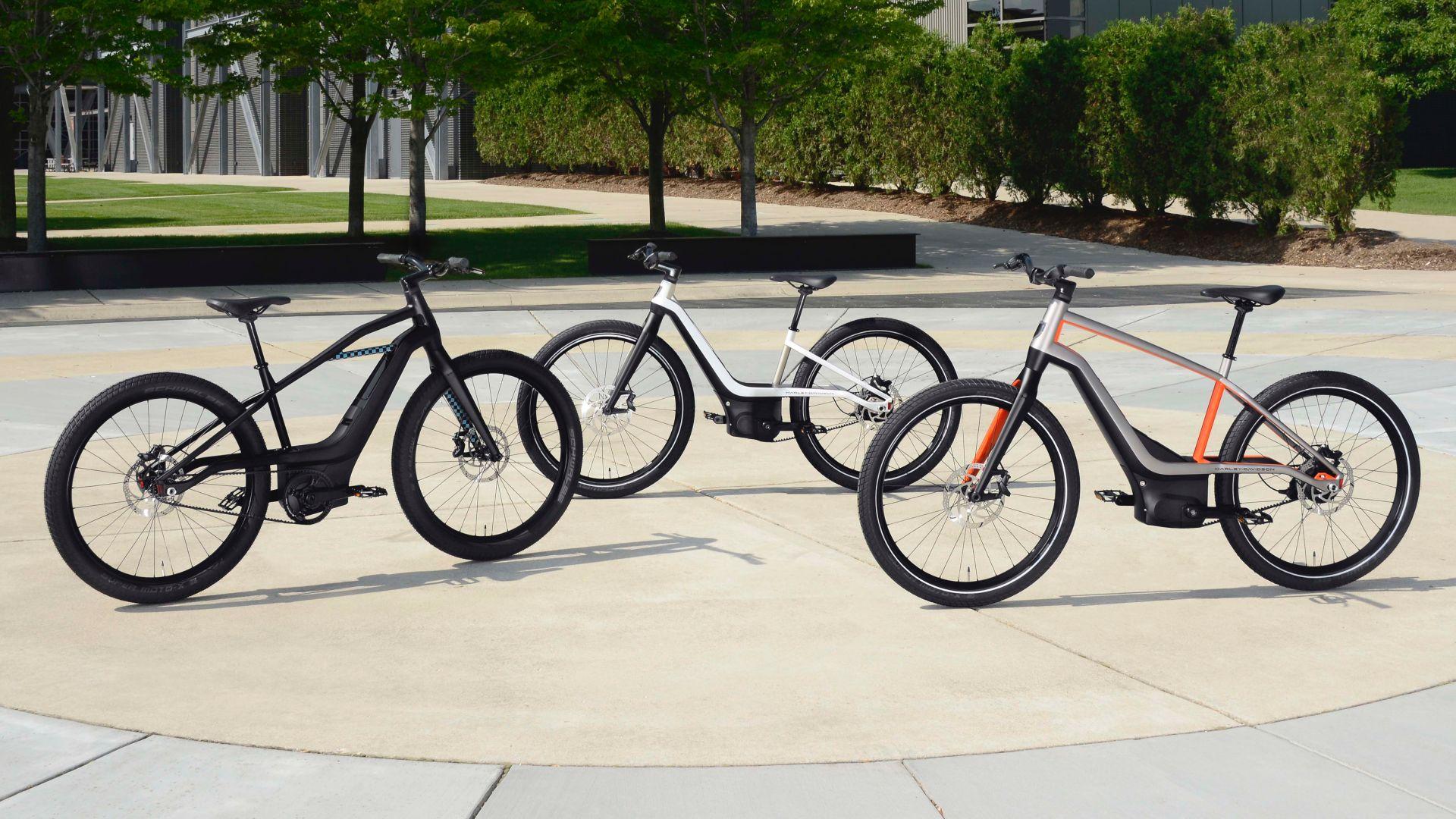 Компанія Harley-Davidson представила свій перший електровелосипед