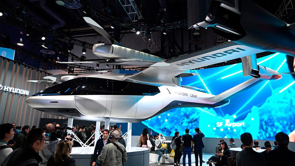 Hyundai до 2028 року збирається випустити серію літаючих автомобілів