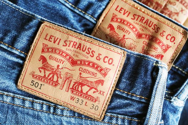 Shares of the Levi grow against the backdrop of 50% quarterly increase in the digital sales