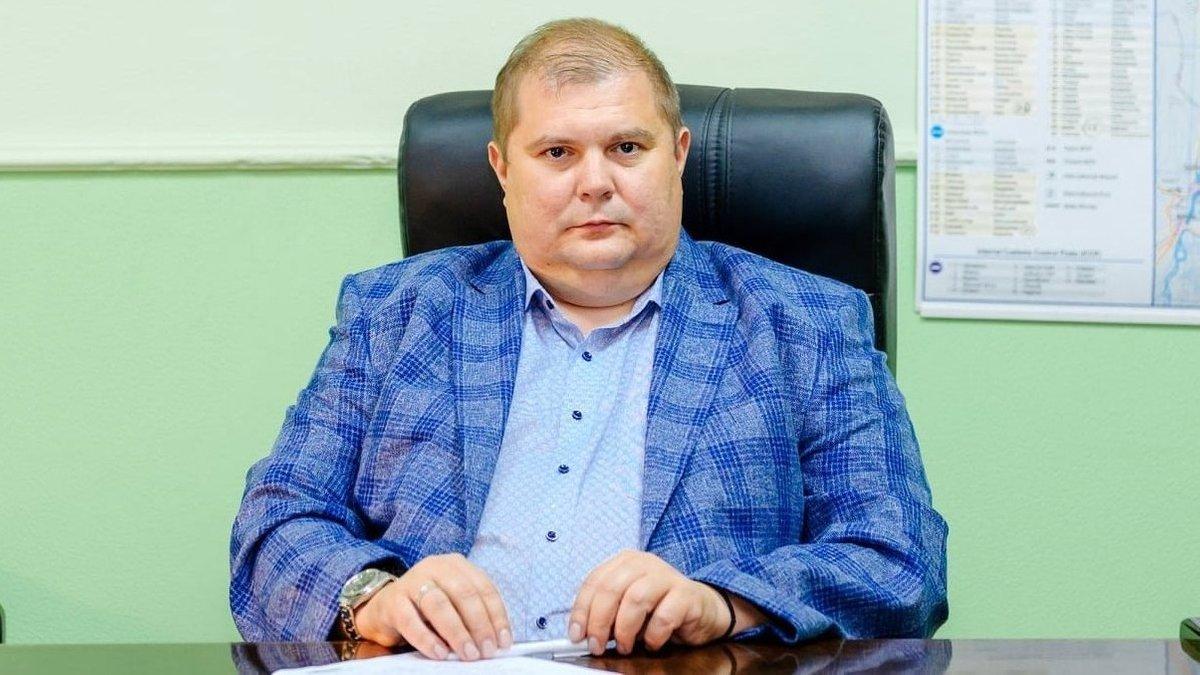 В.о. начальника Одеської митниці Дениса Пудрика звільнено