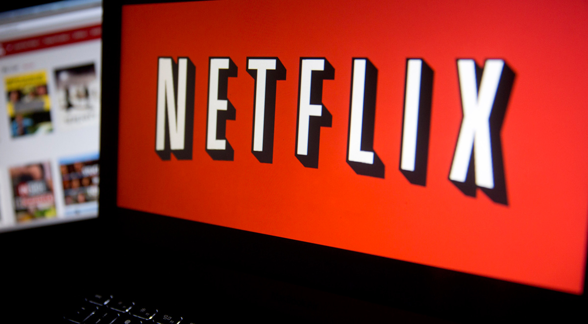 Netflix reported a slowdown in the number of new subscribers