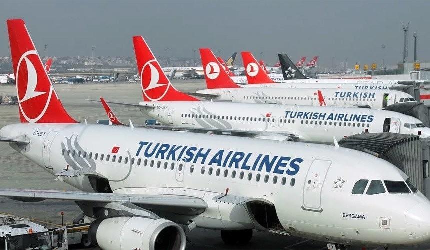 Turkish Airlines відправить пілотів в неоплачувану відпустку