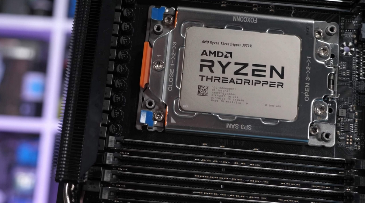 "AMD introduced its new processors as the ""fastest gaming processor in the world"""