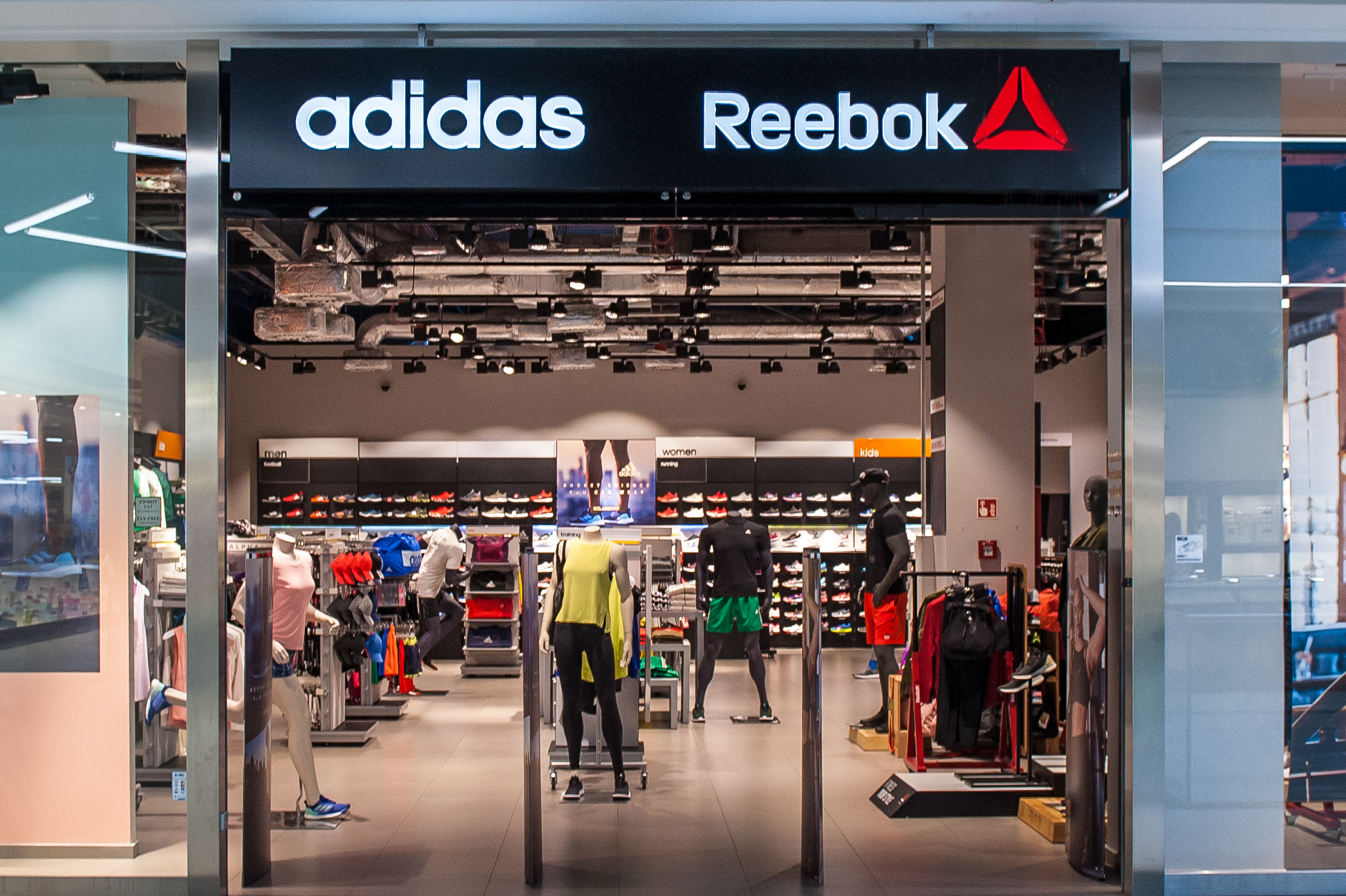 Adidas may sell Reebok