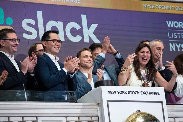 Salesforce ведет переговоры о покупке корпоративного мессенджера Slack