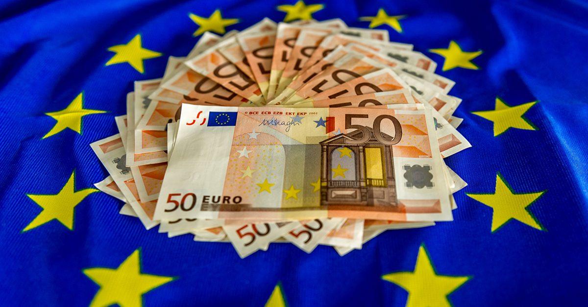 Сумарний держборг єврозони вперше в історії перевищить 100% ВВП