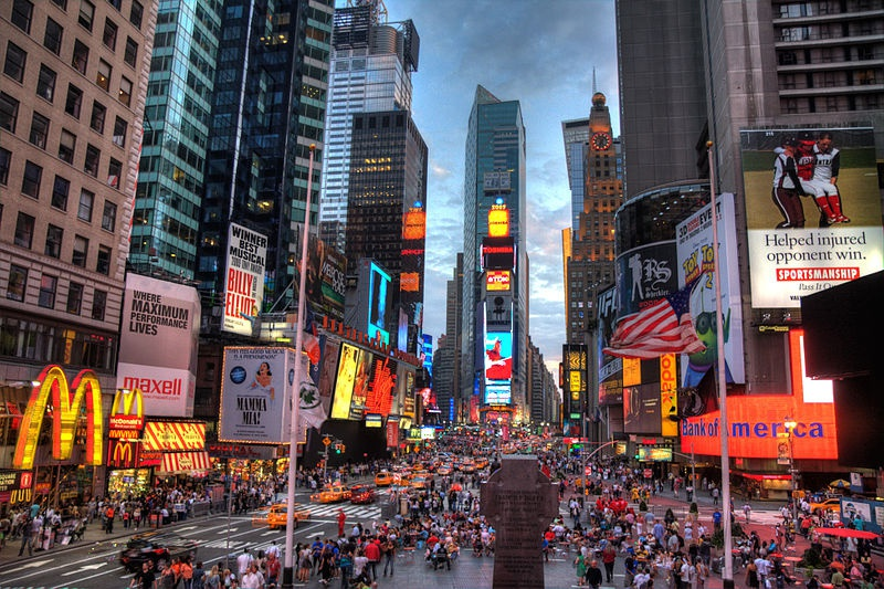 The resumption of tourism in New York is expected only in 2024