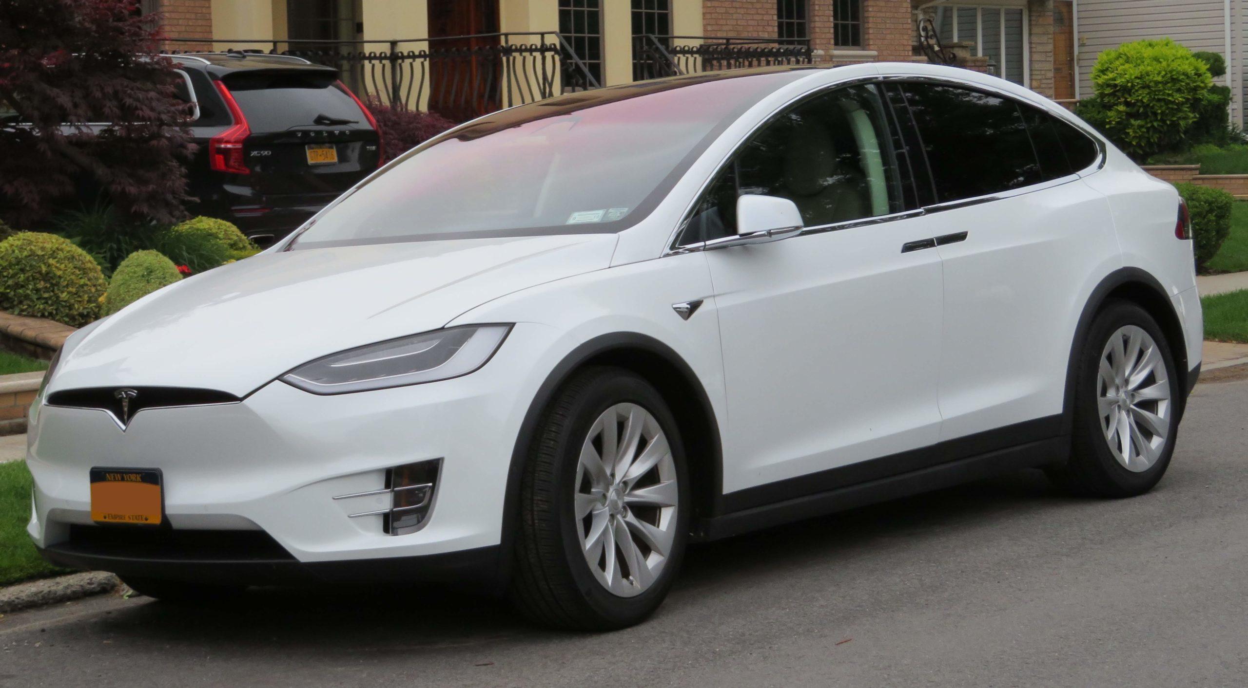 Tesla отзовет более 9 тысяч автомобилей