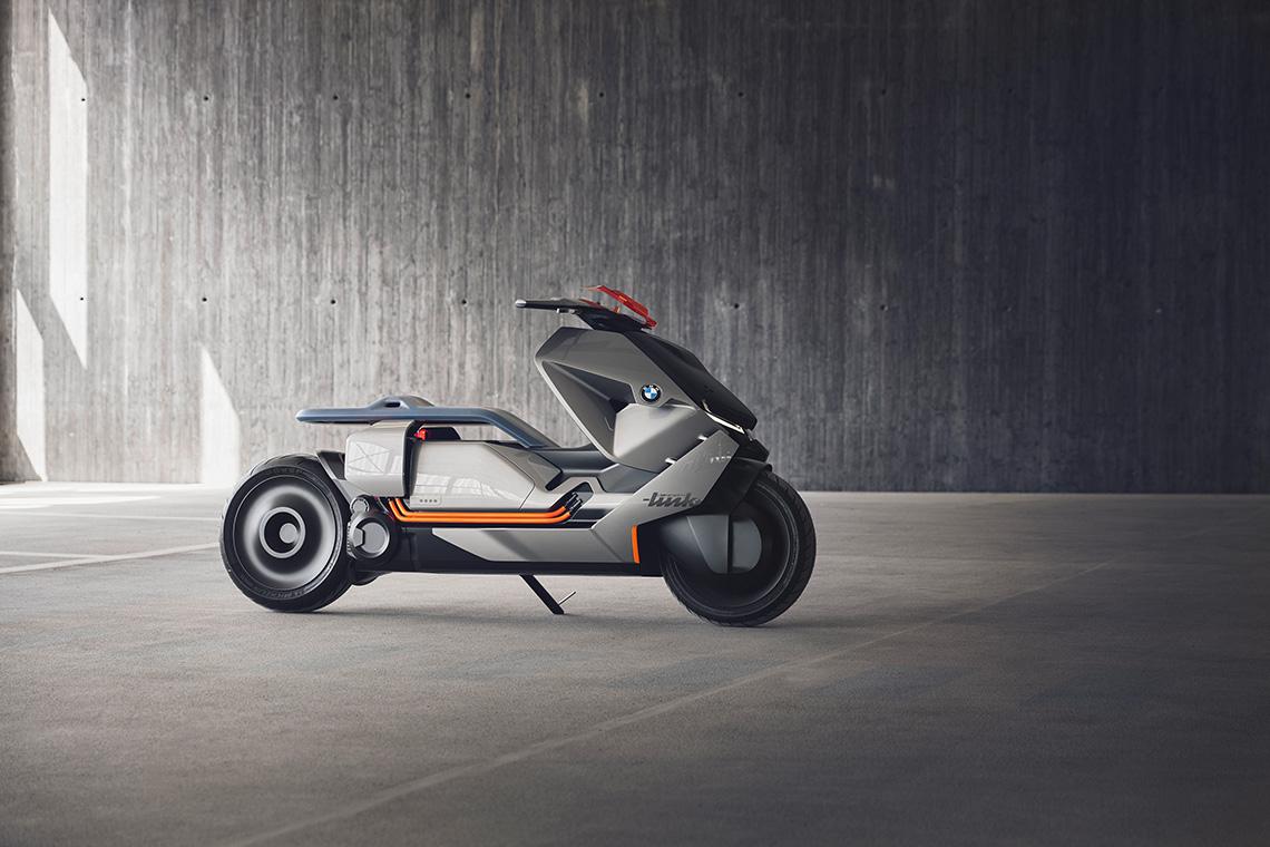 BMW представила концепт міського електроскутера