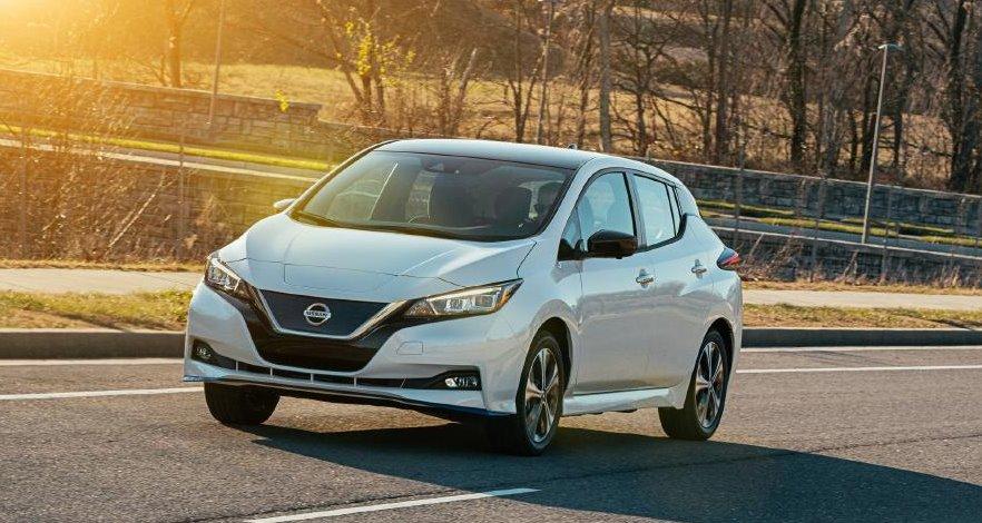 В октябре рынок электромобилей просел на 15%