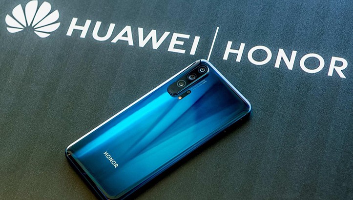 Huawei продасть підрозділ Honor