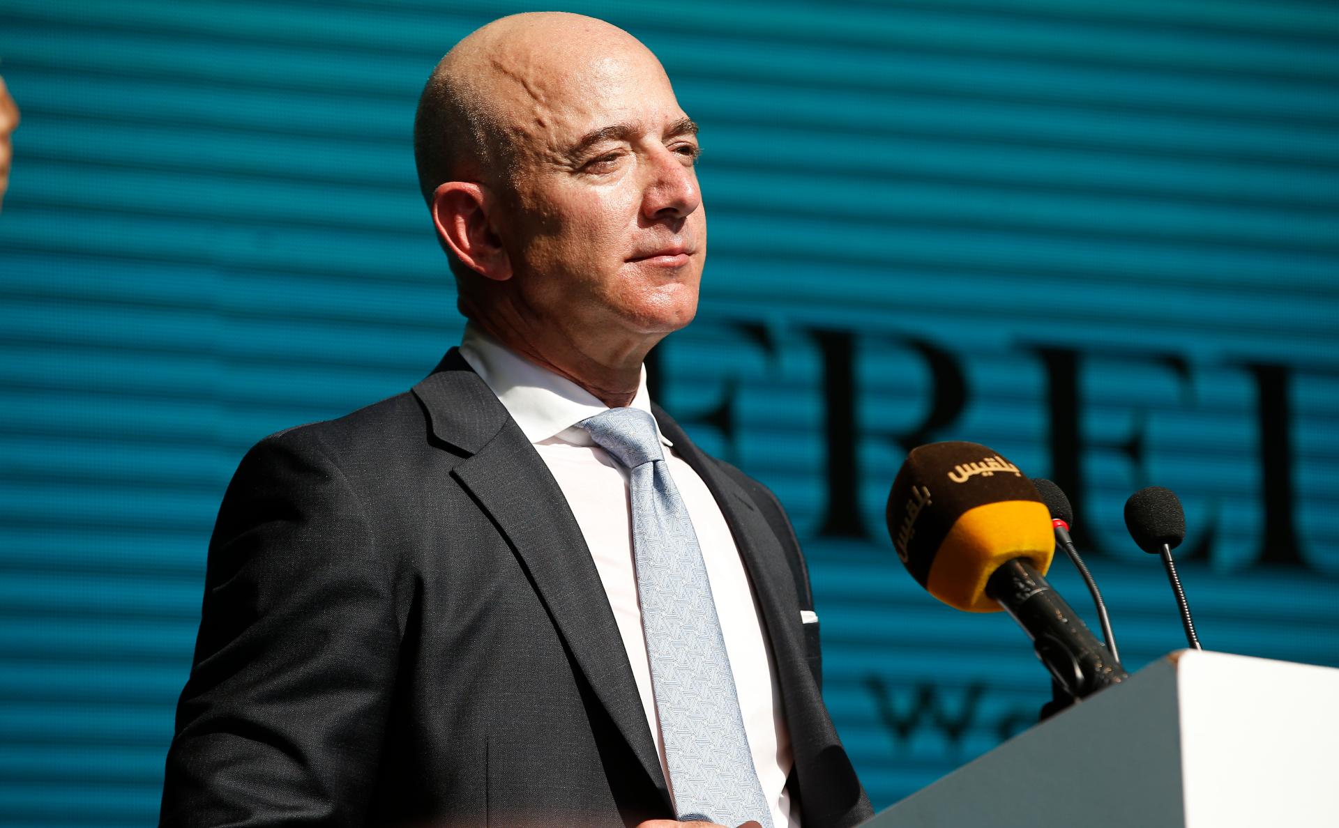 Засновник Amazon Безос пожертвував $791 млн на захист навколишнього середовища