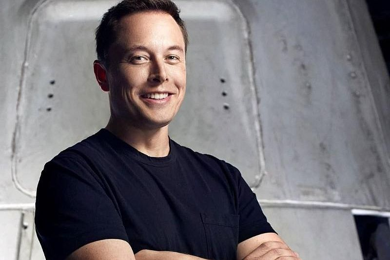 Elon Musk is the second in the list of richest people in the world