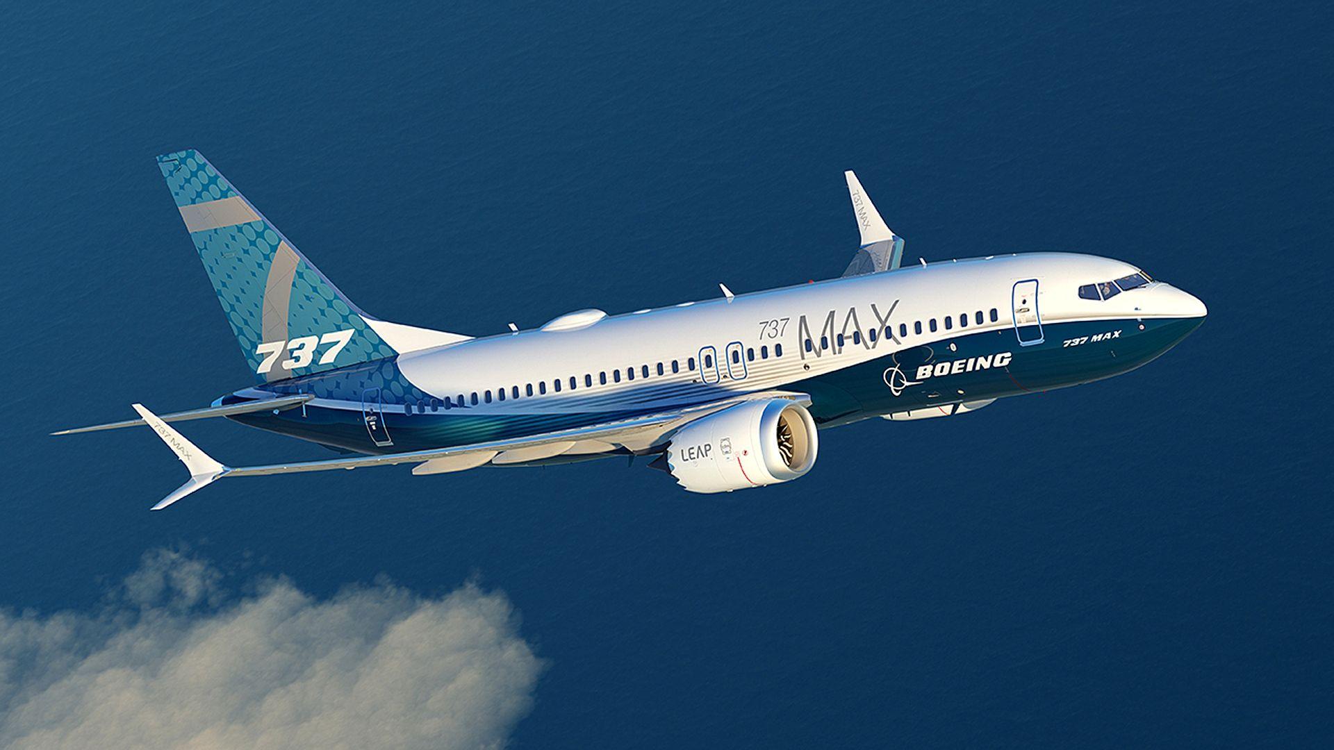 США зняли заборону на польоти літаків Boeing 737 MAX