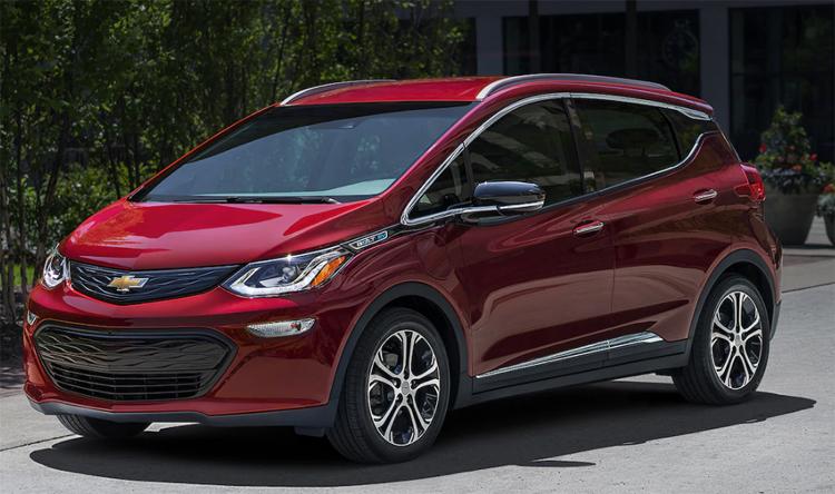 GM отзывает 68,7 тыс. электромобилей из-за возможного возгорания аккумуляторов