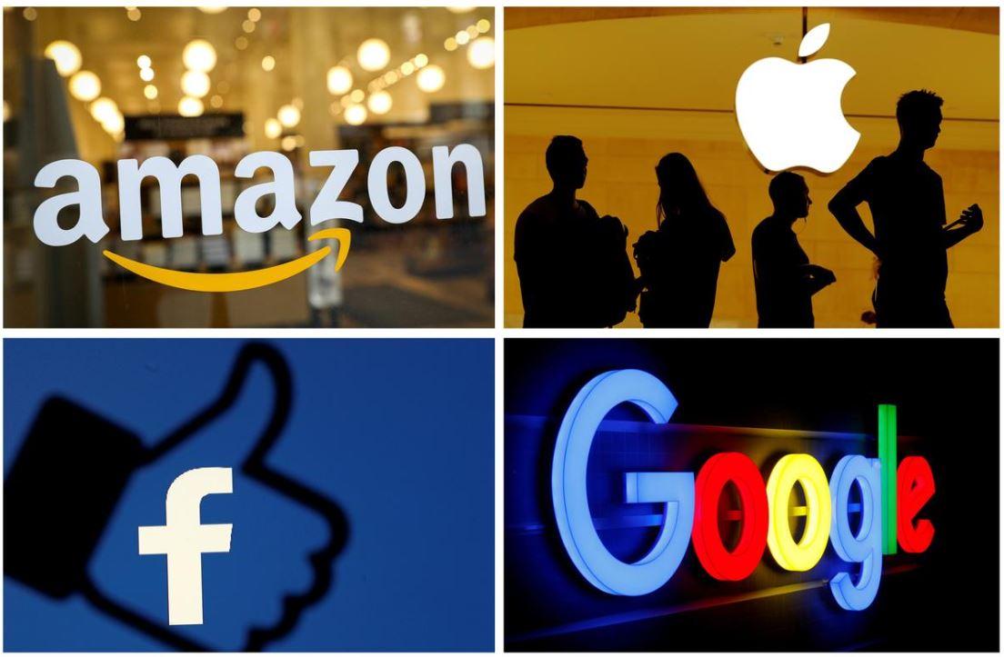 Франция начала требовать цифровой налог с американских техногигантов